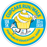 Cupcake Run/Walk for Public Education (Virtual)