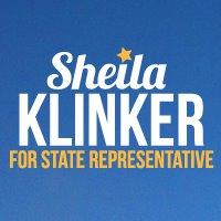 Rep Sheila Klinker District 27