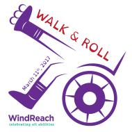 WindReach 16th Annual Walk & Roll (3K, 5K & 10K Routes)