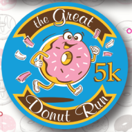 Great Donut Run / Walk 5k
