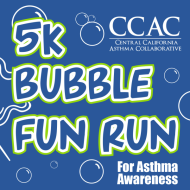 5K Bubble Fun Run for Asthma Awareness