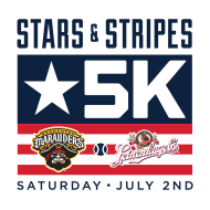 Marauders Stars & Stripes 5k