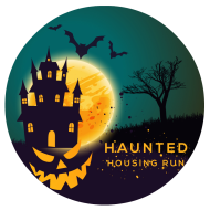 Haunted Housing Virtual Run/Walk