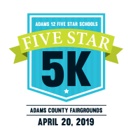 Five Star Fun Run/Roll and 5K Run/Walk/Roll