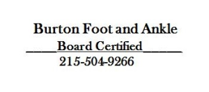 Burton Foot and Ankle