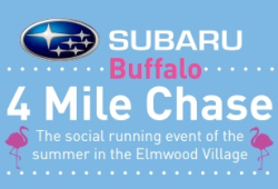 38th Running Buffalo Subaru 4 Mile Chase