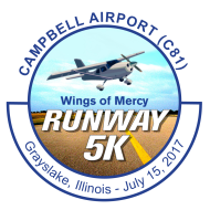 Lake County Runway 5K/Walk Race