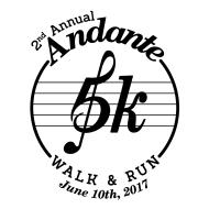 Andante 5k Walk & Run