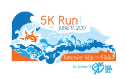 Saturday Slip N Slide 5K Run/Walk 2017