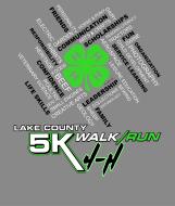 Lake County 4-H 5K Walk/Run