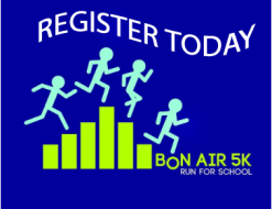 BON AIR 5K / 3.1 JUST FOR FUN