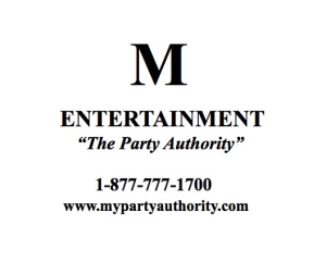 "M Entertainment, ""The Party Authority"""