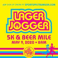 Lager Jogger 5k & Beer Mile