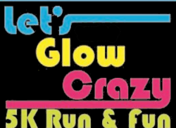 Let's Glow Crazy 5K run and fun