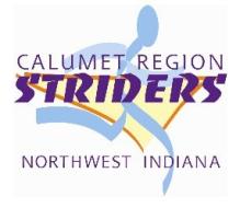 Calumet Region Striders Kent's Run 5k Training Program