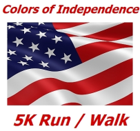 Colors of Independence 5K Run/Walk