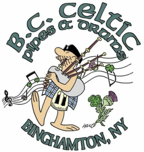 Broome County Celtic Pipes & Drums