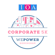 IOA Corporate 5K WEPOWER Birmingham