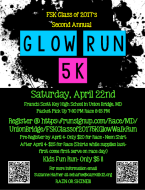 FSK Class of 2017 5K Glow Walk/Run