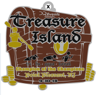 *POSTPONED UNTIL 2021* DQ Treasure Island Sprint Triathlon/Duathlon/AquaBike and Kayak Triathlon *#