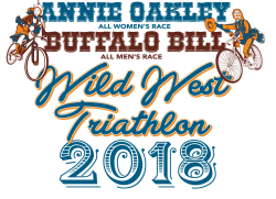 Annie Oakley Buffalo Bill Triathlon