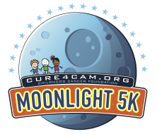 Cure4Cam's Moonlight 5K Run/Charity Walk