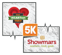 HEARTest Yard + Showmars 5K