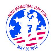 Novi Memorial Day Run