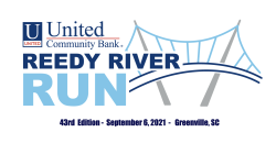 United Community Bank 43rd Reedy River Run