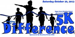 SGCS 5th Annual Making a Difference 5K & 1 Mile Run/Walk