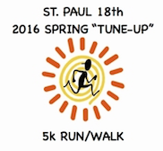 """The 18th St. Paul Spring """"Tune-Up"""" 5K"""