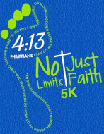 No Limits Just Faith 5k