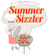 Summer Sizzler 10K, 5K & 1-mile