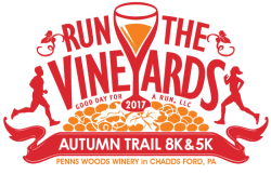 Run the Vineyards - Fall Trail 5K