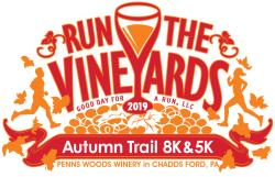 Run the Vineyards - Autumn Trail 8K
