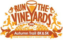 Run the Vineyards - Autumn Trail 8K