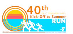 Tri-Cities Family YMCA Kick-Off to Summer Run presented by Klever Innovations