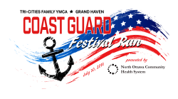 YMCA Coast Guard Festival Run 2016 presented by North Ottawa Community Health System