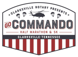 2017 Go Commando Half Marathon, Shadow Run, 5K & Kids Fun Run