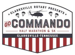 2017 Go Commando Half Marathon, Shadow Run, 5K & Kids Fun Run