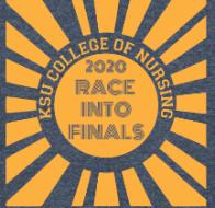 Race into Finals 5k at KSU