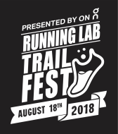 2018 Running Lab Trail Fest Presented by ON Running