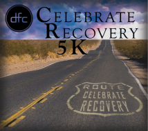 DFC Celebrate Recovery 5K Run, 5K Walk, 12 mile Bicycle Ride, Duathlon & Kids Fun Run (  Postponed to July 25,2020 )