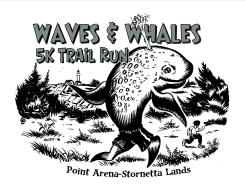Waves & Whales 5K Trail Run/Walk