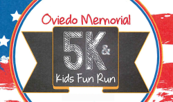 Oviedo Memorial 5K & Kids Fun Run