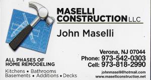 Maselli Construction LLC