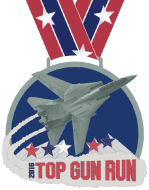 The 2016 Top Gun Virtual Run – 5k/10k/Half Marathon
