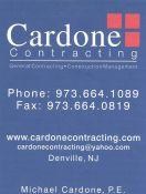 Cardone Contracting