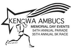 Kenowa AMBUCS Memorial Day 5k