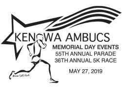 Kenowa AMBUCS Memorial Day 5k